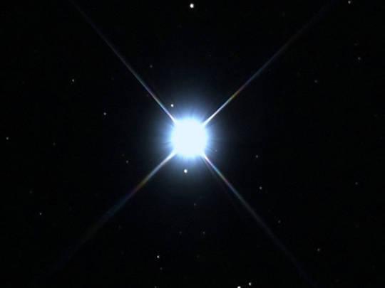 Resultado de imagen de estrella vega